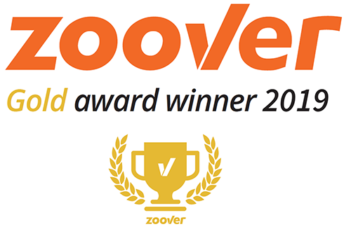 Iridachic Boutique Hotel & Spa Zoover Award Gold